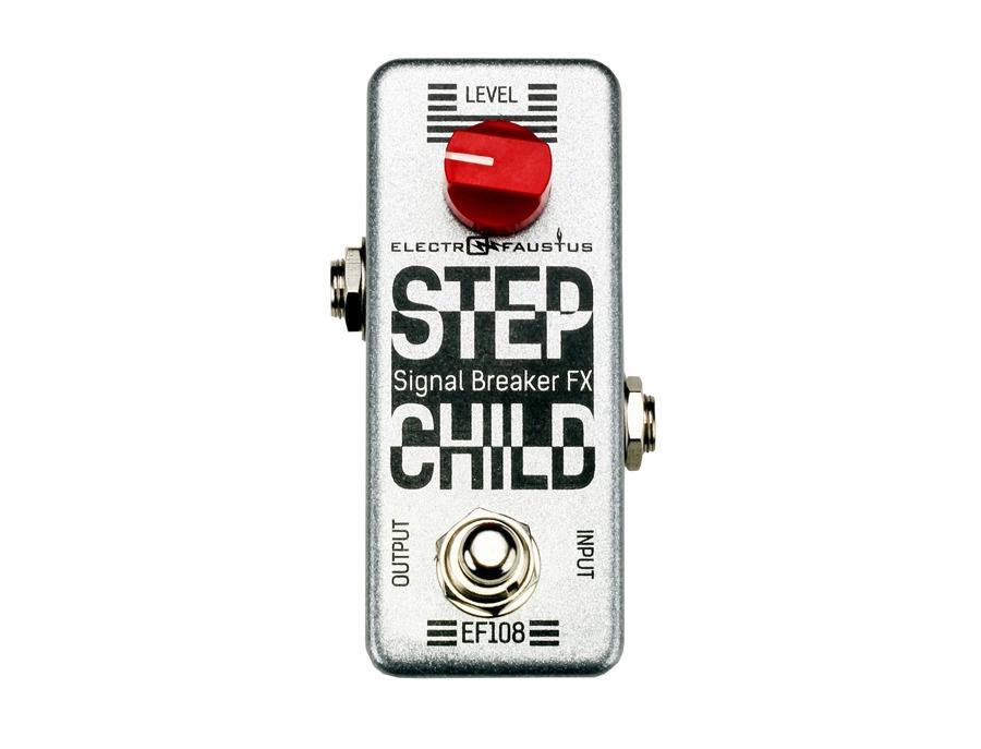 Electro Faustus EF108 – Step Child