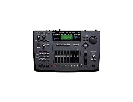 BOSS BR-8 DIGITAL 8-TRACK