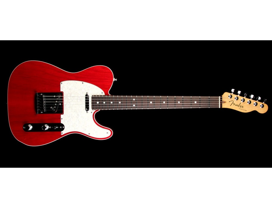 Fender Custom Shop Deluxe Telecaster