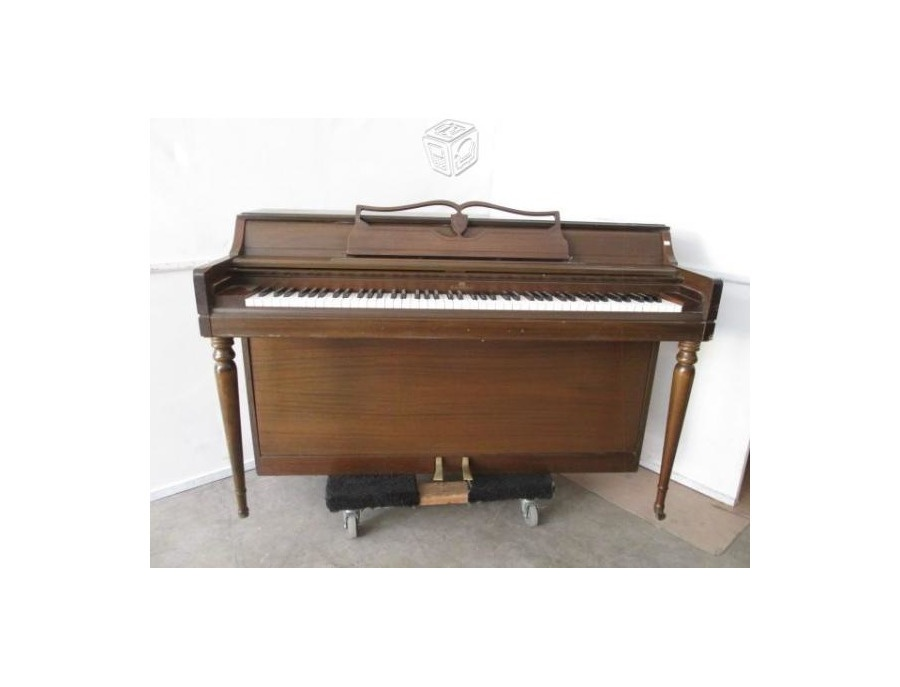 Wurlitzer 36 spinet piano xl