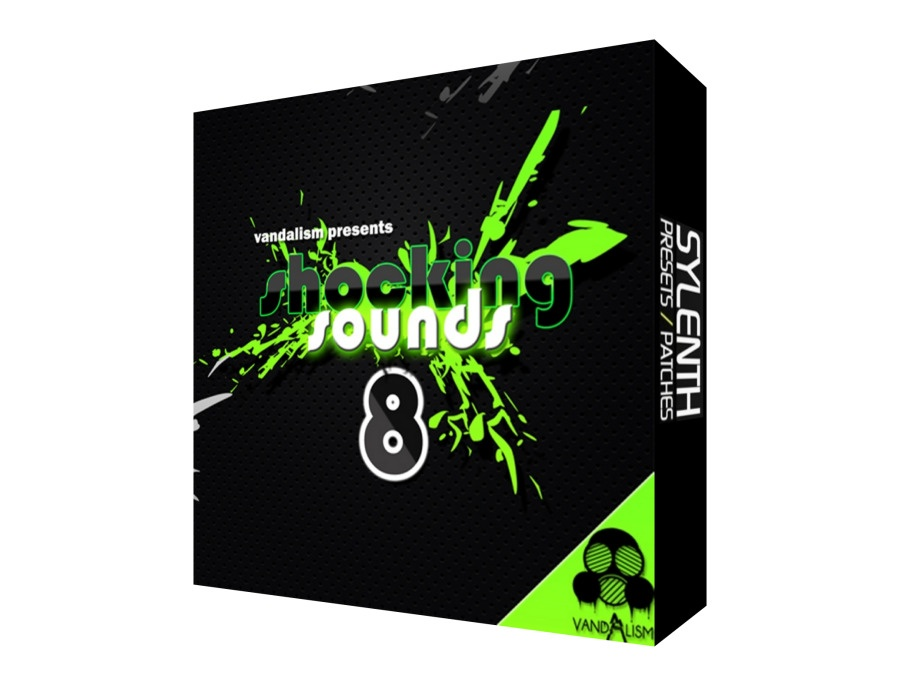 Vandalism Shocking Sounds 8 Sylenth1 Preset Pack