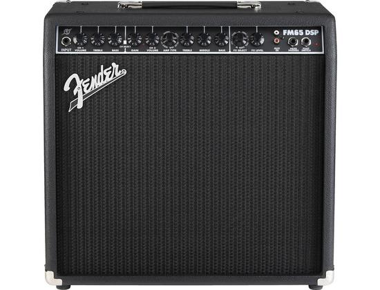 Fender FM65DSP Guitar Combo Amplifier (65 Watts, 1x12 in.)