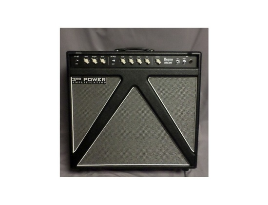 3rd Power Amps BD112 British Dream 1x12 Combo Amp