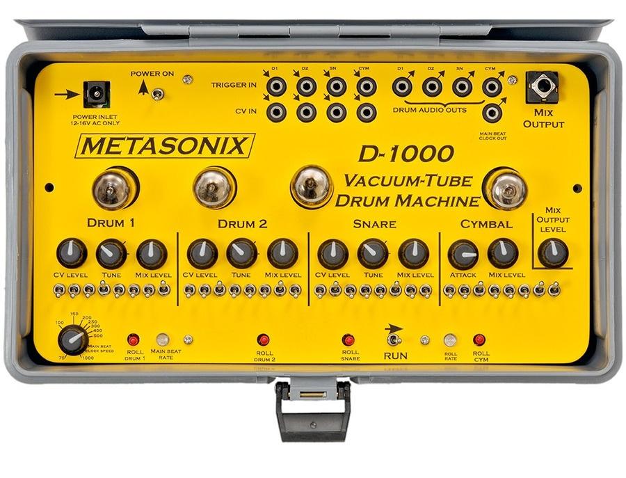 Metasonix d 1000 xl