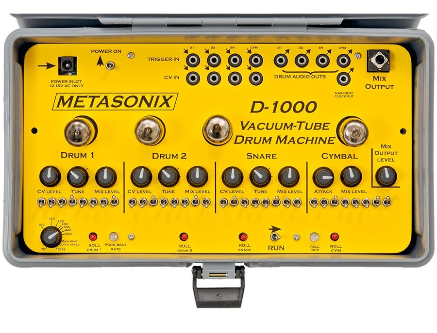 Metasonix d 1000 xl