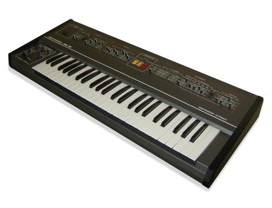Electronica EM - 25 keyboard synthesizer