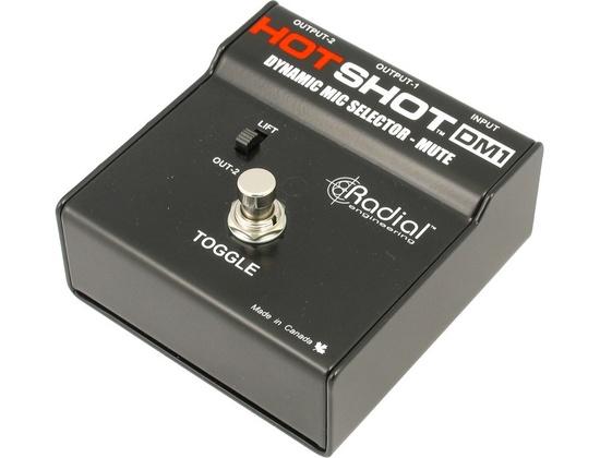Radial HotShot DM1