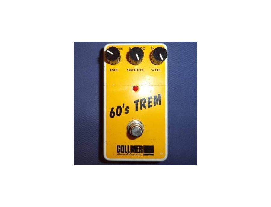 Gollmer 60's Trem