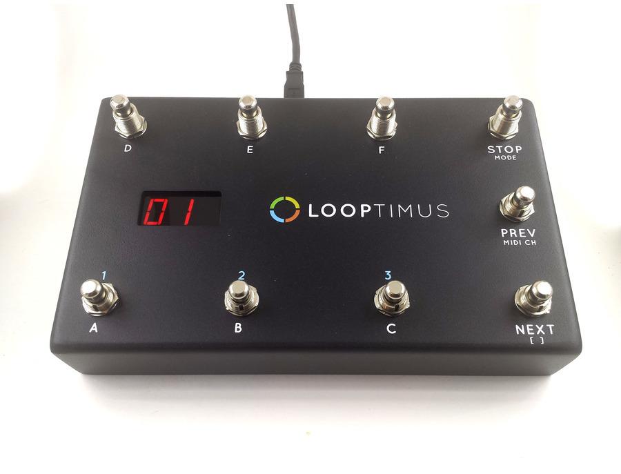 Loop Community Looptimus USB MIDI Foot Controller