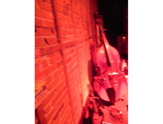 1948 Kay M-5 Upright Bass