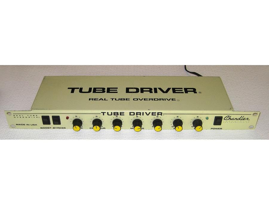 Chandler Tube Driver Rack
