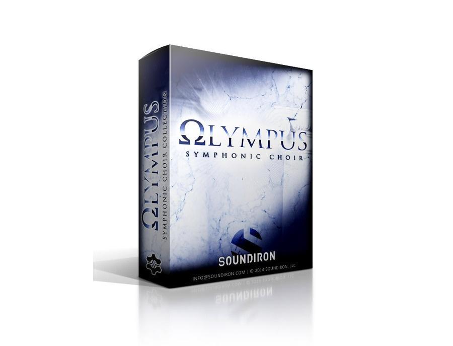 Soundiron olympus symphonic choir xl