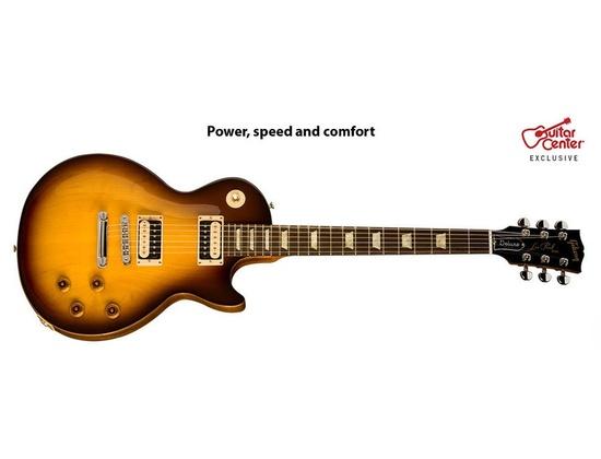Gibson Les Paul Studiol Deluxe 60's VSB
