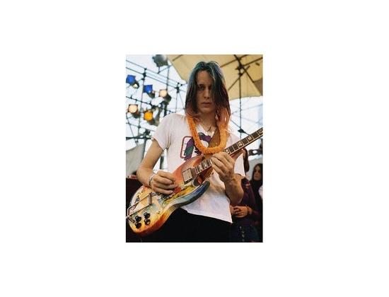 "Gibson SG ""The Fool"""