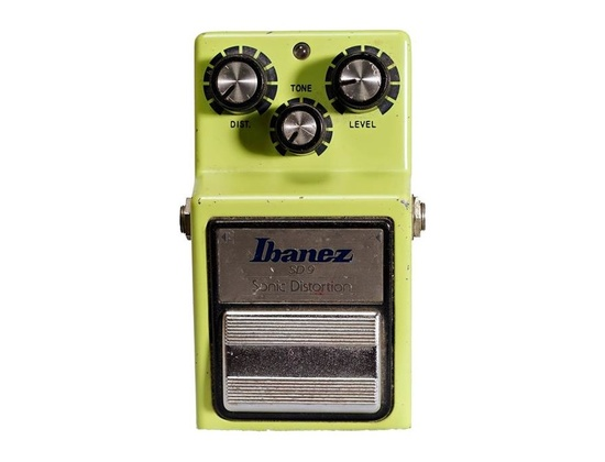 Ibanez SD9 Sonic Distortion