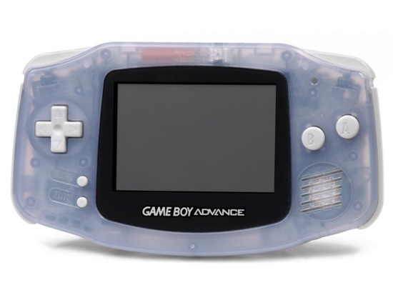 Game Boy Advance Handheld Game Console