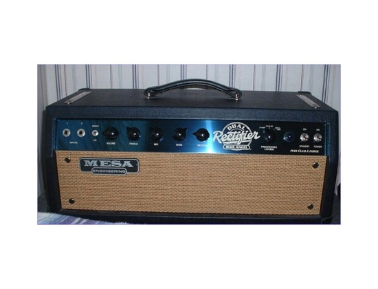 Mesa Boogie Blue Angel Amp Head