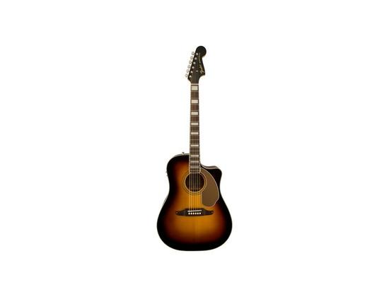 Fender Kingman ASCE V3 3-Tone Sunburst
