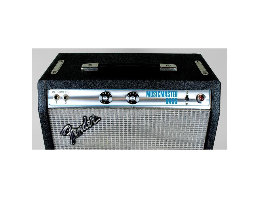Musicmaster Bass Amp
