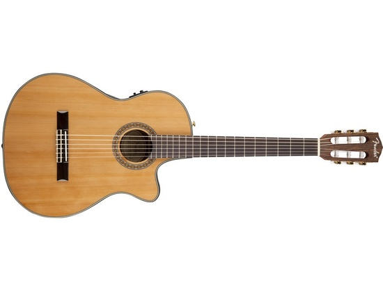Fender CN-240SCE Thinline Classical
