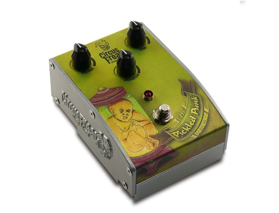 Circus Freak Pickled Punk Distortion Pedal