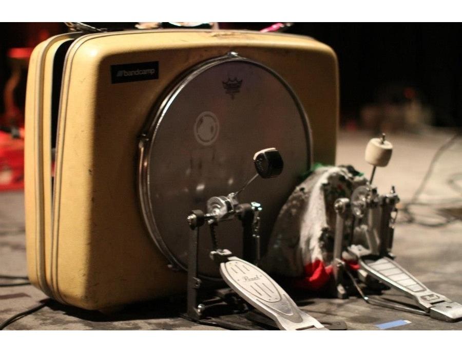 Custom suitcase drum xl