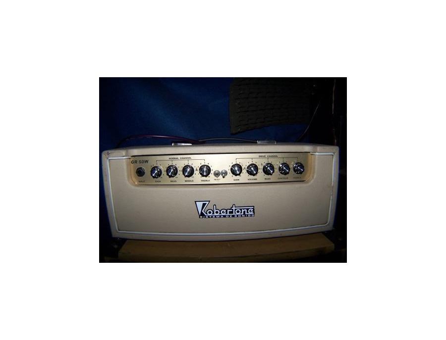 Robertone amplificador valvular xl