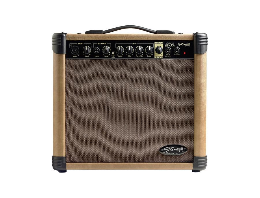 Stagg 20AAR Acoustic Amplifier