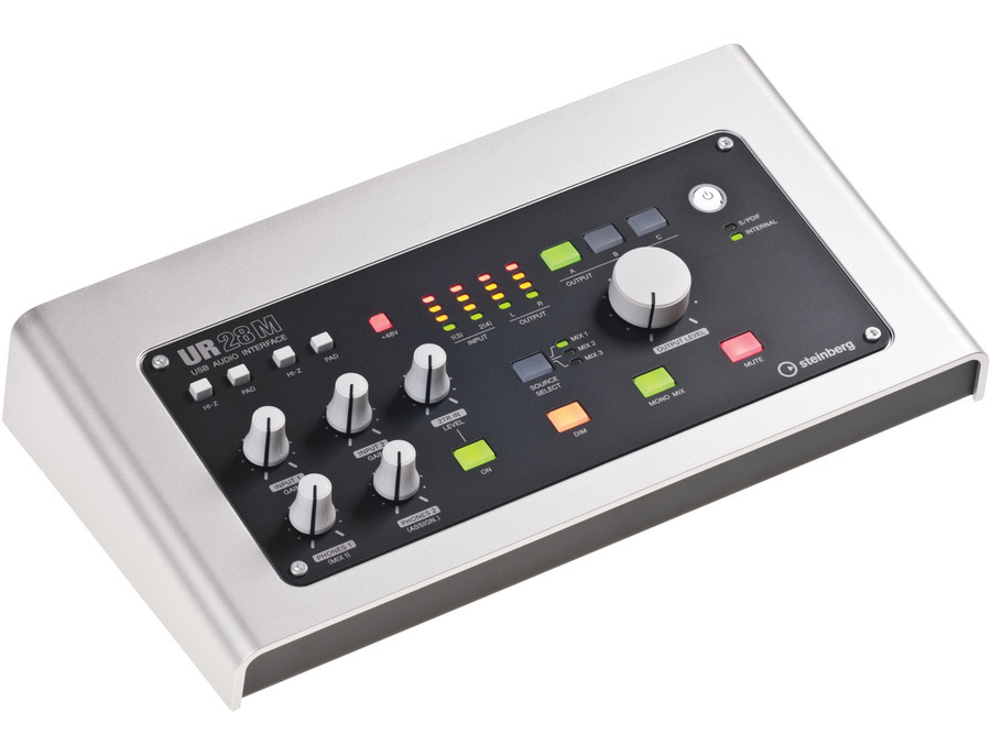 Steinberg UR 28M USB Audio Interface