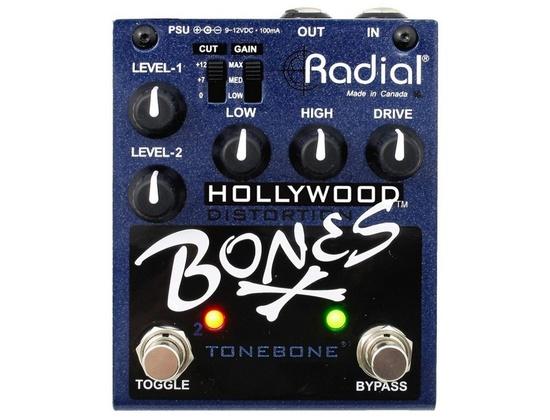 Radial Bones Hollywood Distortion