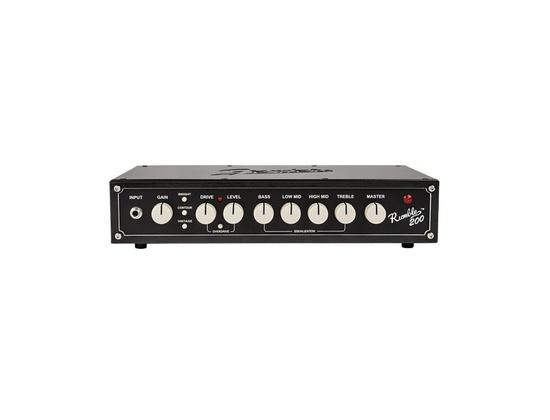 Fender Rumble 200W Head