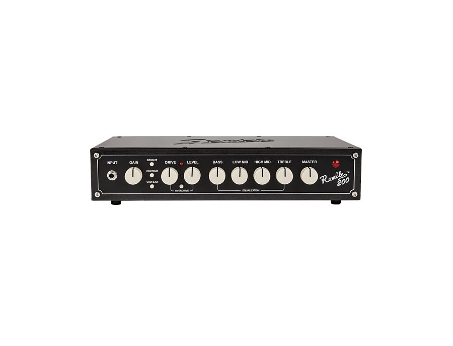 Fender Rumble 200W Head