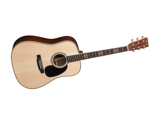 Martin D-35 Seth Avett Custom Signature Edition acoustic-electric guitar