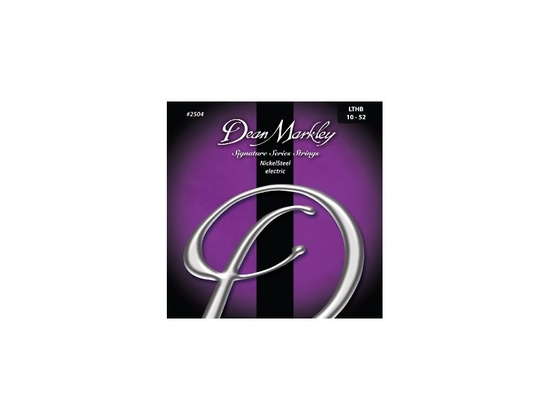 Dean Markley NickelSteel Electric Guitar Strings, 10-52