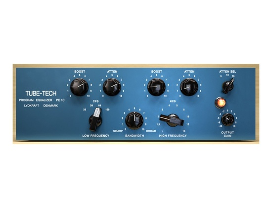 Softube TubeTech PE1C Plugin