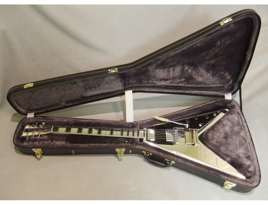 Electrical Guitar Company Custom Flying V