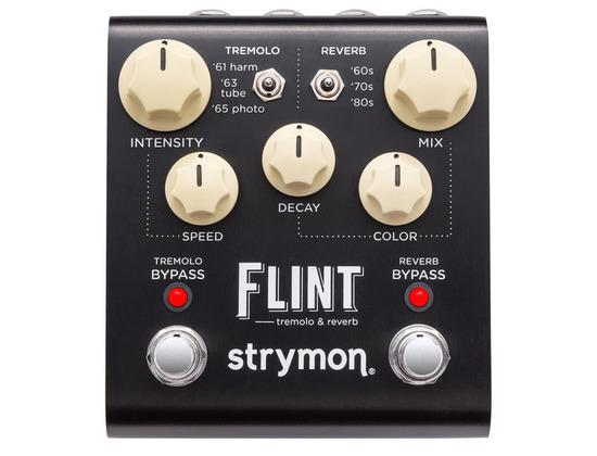 Strymon Flint Tremolo & Reverb Pedal