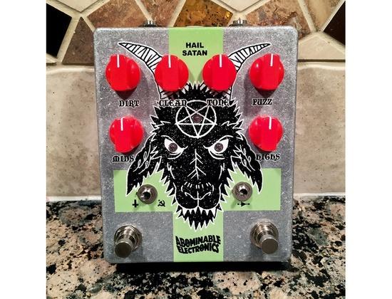 Abominable Electronics Hail Satan Deluxe