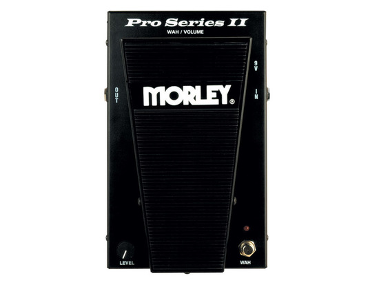 Morley Pro Series II Wah Pedal