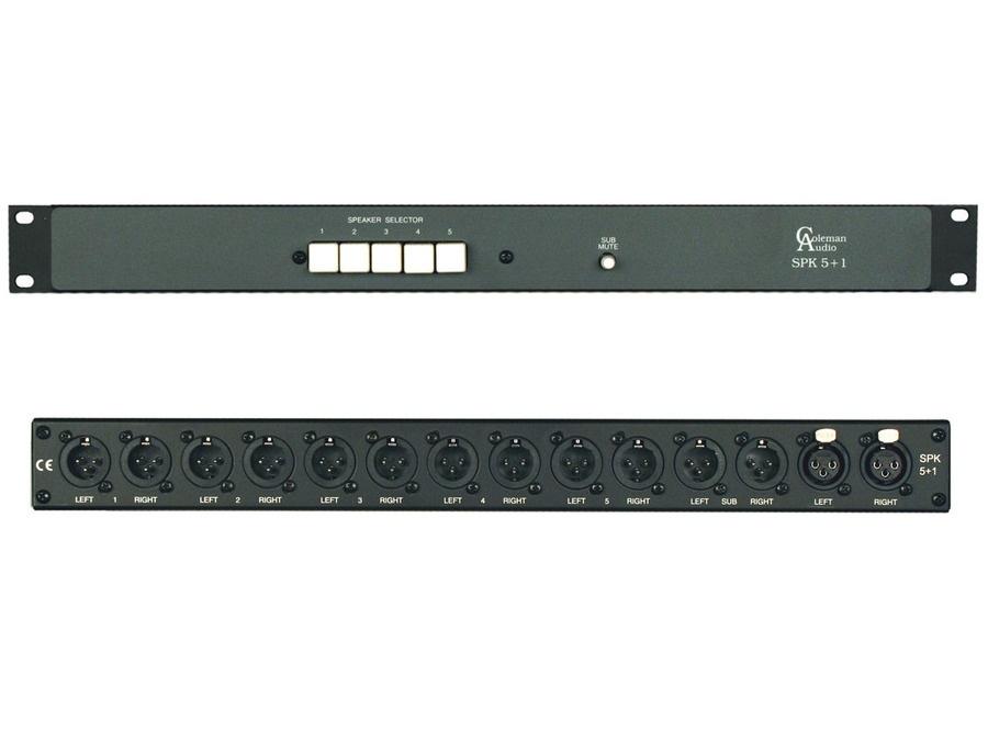 coleman audio spk5+1