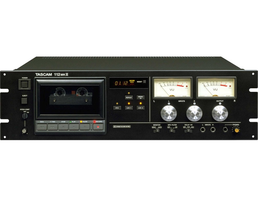 tascam 112 MKII
