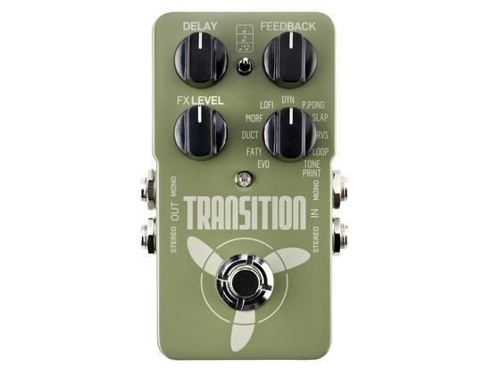 TC Electronic Transition