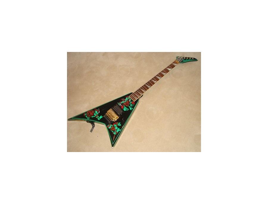 Jackson TMNT guitar