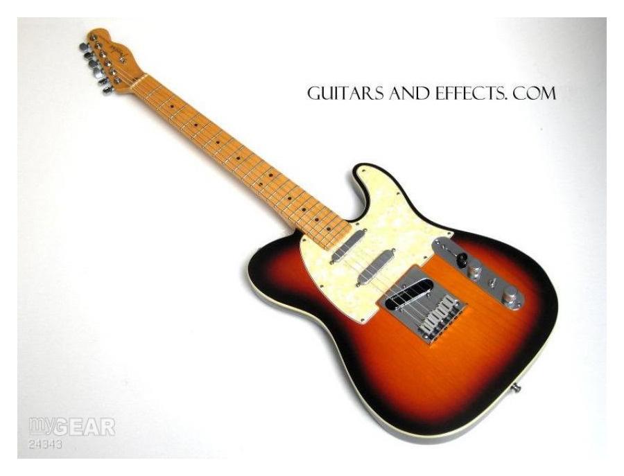 1997 Fender American Telecaster Plus Deluxe Version II