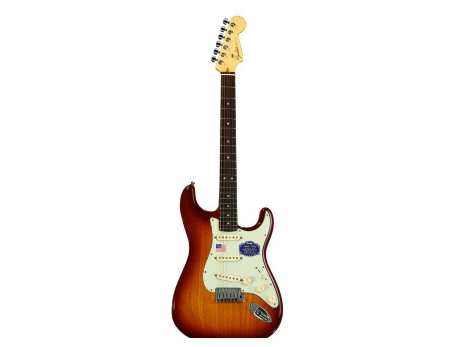 Fender American Deluxe Stratocaster Ash - Rosewood Fingerboard