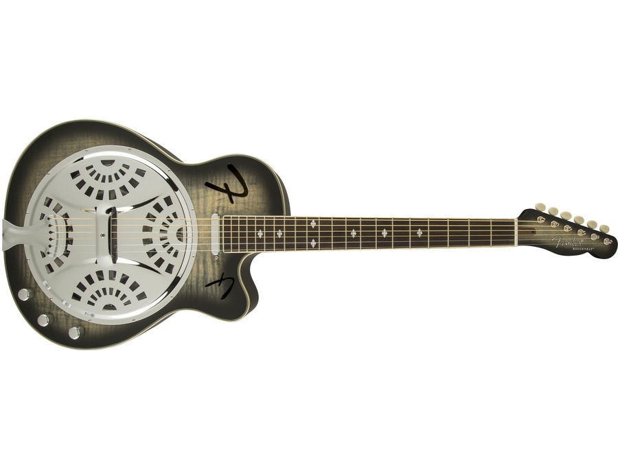 Fender Roosevelt Resonator CE Guitar
