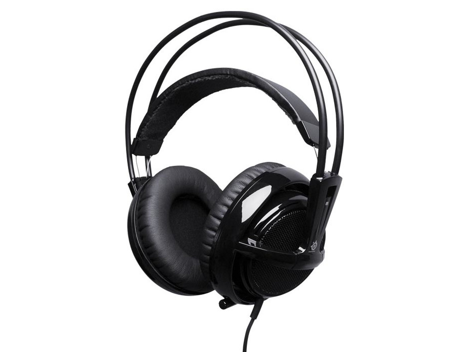SteelSeries Siberia v2 Black