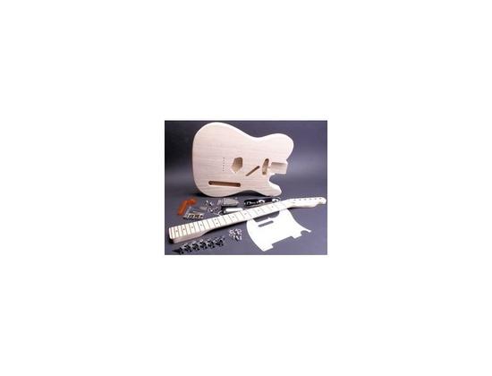 Homemade Telecaster - from kit