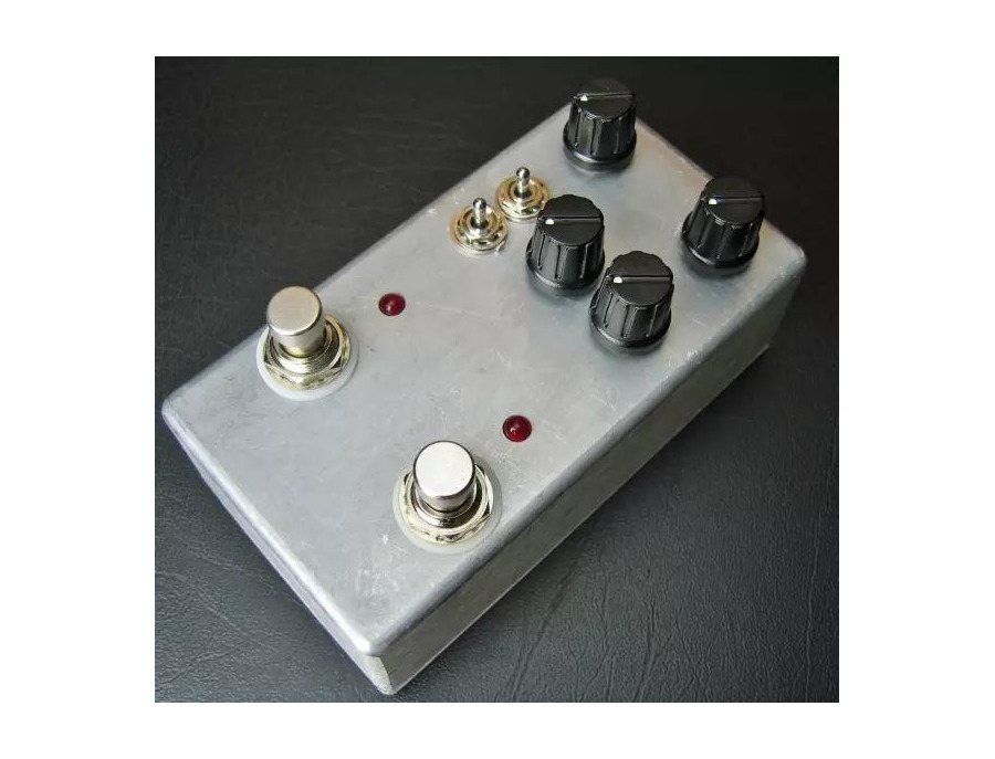BYOC OD2 Overdrive/Boost Pedal - from kit