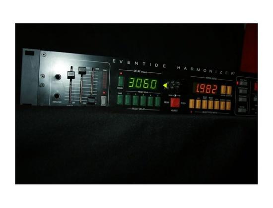 Eventide H969 Harmonizer